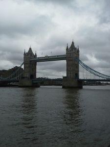 Good profile shot of Tower Bridge
