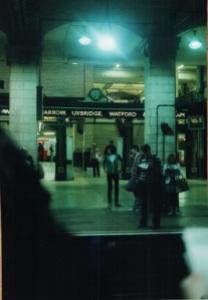Baker Street Underground Station II