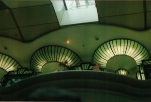 Harrods ceiling