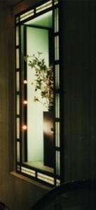 Harrods floral lighting
