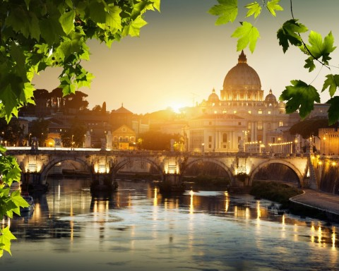 sunrise-in-rome