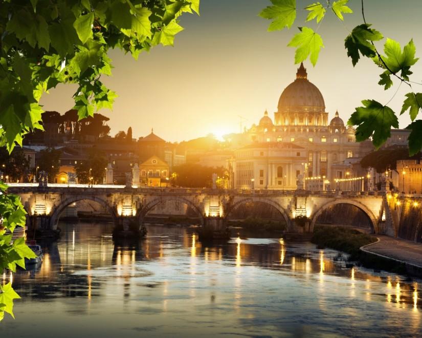 sunrise-in-rome