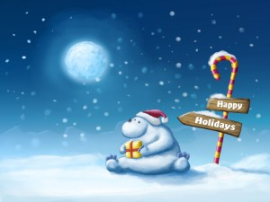 christmas-holiday-polar-bear-image